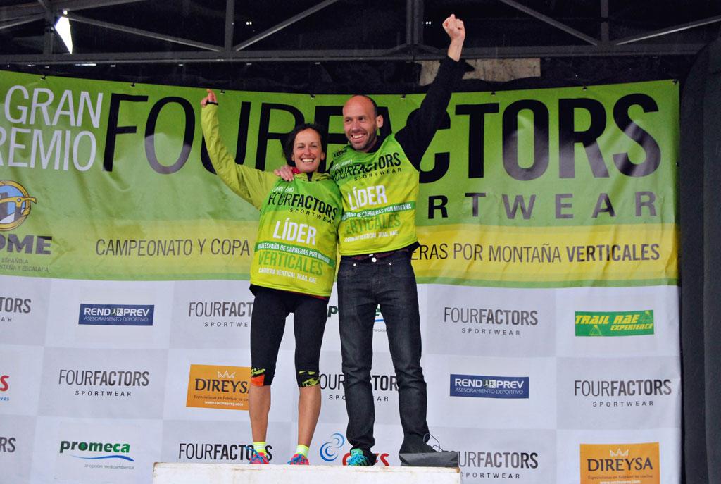 Fourfactors-Sportwear de Carreras Verticales